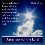 Ascension of the Lord (Cycle B)